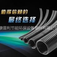 塑料波纹管软管穿线管图片