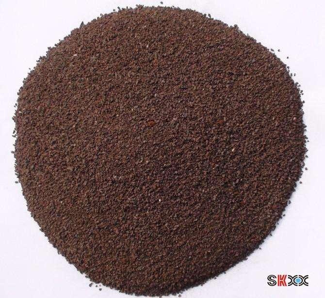 锰砂滤料(除铁除锰)生活饮用水除铁/除锰