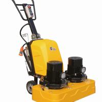 鉴崧大型地坪研磨机 固化打磨机 地坪研磨机 双盘研磨机JS1200