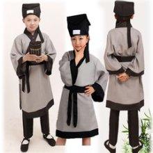 曲阜圣地服饰供应六一儿童小学生舞蹈演出服定做 国庆演出服生厂校服定做
