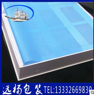 拷贝纸印刷厂家批发服装包装纸环保优质防潮纸印刷LOGO可定做