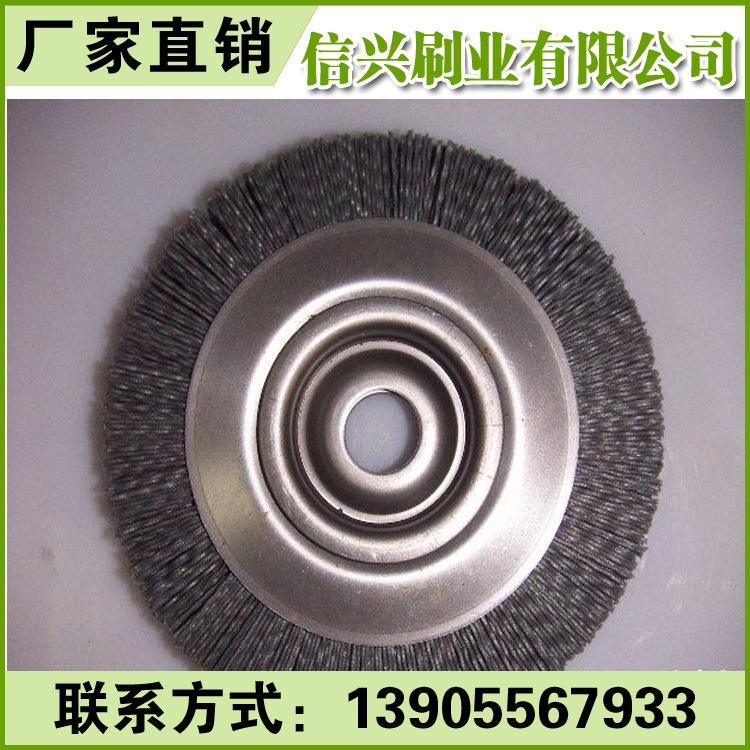 厂家直销供应磨料刷 磨料丝轮刷 质优价廉 放心购买