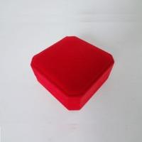 厂家现货直销戒指盒 绒布饰品盒  厂家现货直销手镯盒 绒布饰品盒