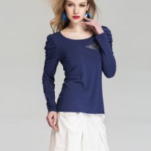 韩版长袖时尚女衣