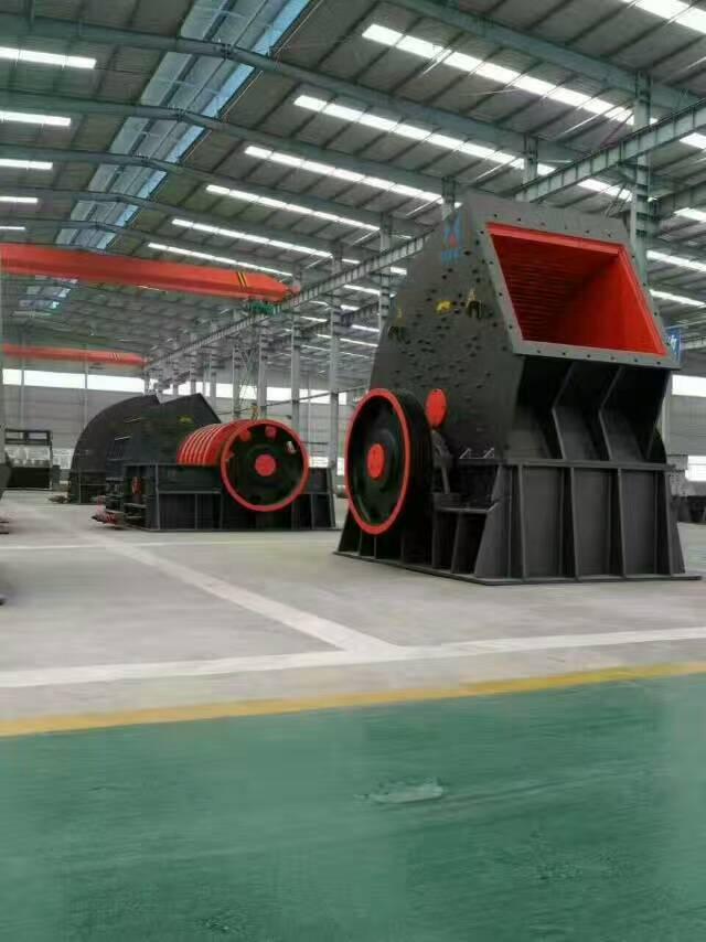 矿石石灰石重锤式破厂家直销价格直销批发 矿山大型PC1615重锤破破碎机