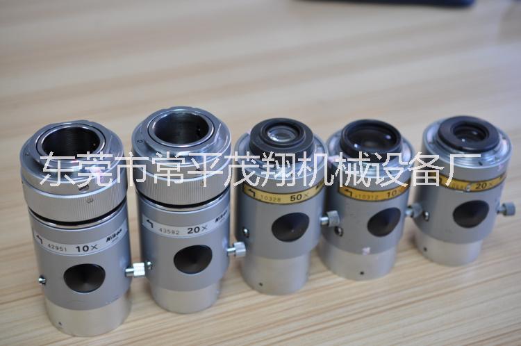投影仪物镜 原装尼康投影机物镜 10X/20X/50X/100X物镜 V-12B物镜投影机镜头