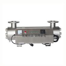 水处理不锈钢紫外线消毒器