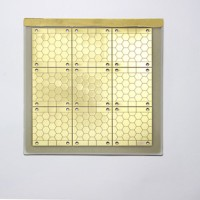 氮化铝陶瓷电路板 氧化铝陶瓷电路板0.635mm