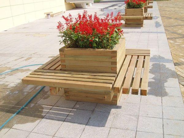 青岛户外公园椅石凳椅广场休闲椅子批发