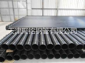 天津厂家直销; 涂塑穿线管  涂塑钢管  涂塑产品规格齐全。 热浸塑穿线管
