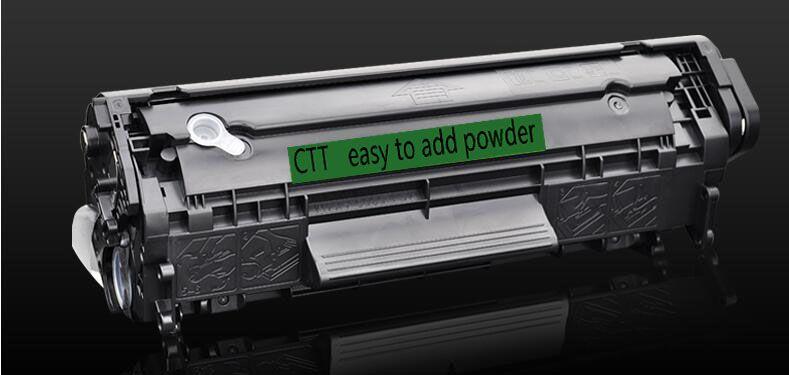 crg303易加粉激光打印机硒鼓适用佳能lbp2900打印机硒鼓mf4010b l100