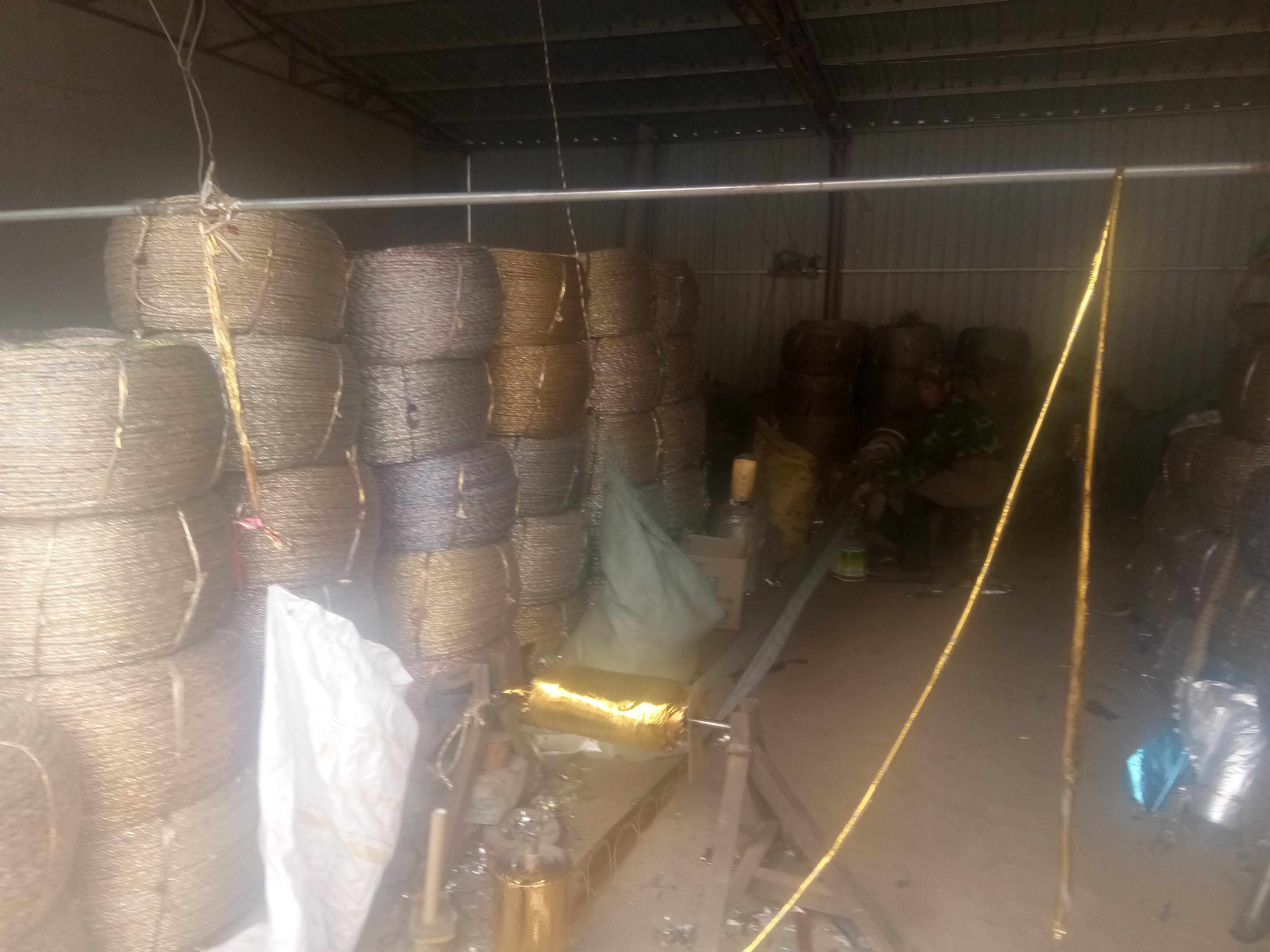 供应电化铝绳 厂家直销 电化铝绳批发