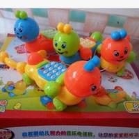 601系列婴儿益智小博士玩具迷你早教0-3岁音乐电话学习机  益智小玩具