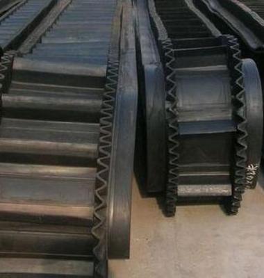 黑色耐磨橡胶输送带图片/黑色耐磨橡胶输送带样板图 (2)