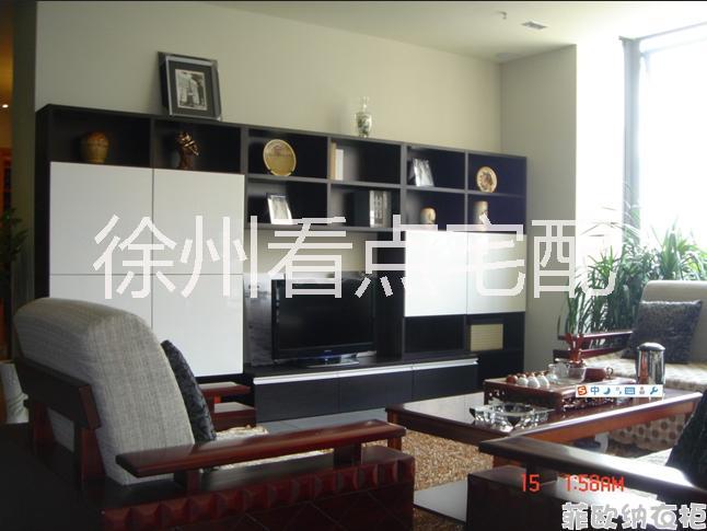 办公家具找看点宅配徐州看点衣柜厂E0板材和健康环保板式办公家具