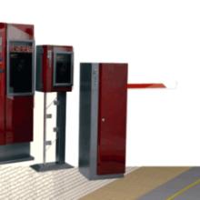 高速道闸系统停车收费系统批发