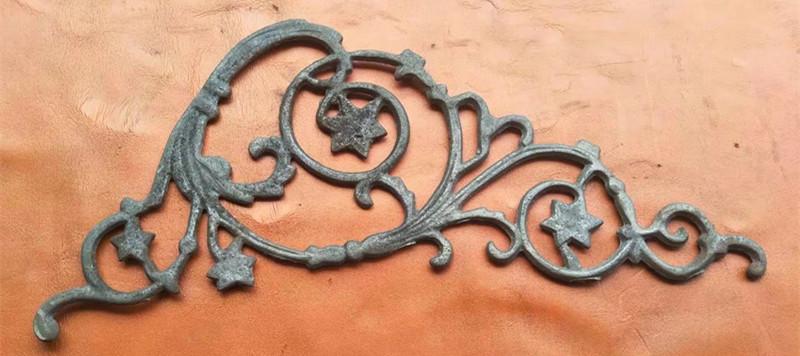 铸铁铁艺门窗配件批发 铸铁门窗配件报价 铸铁铁艺门窗电话