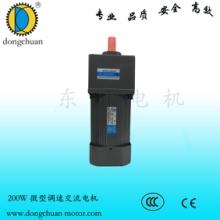 东川电机,东川6W-250W电机 直立式三锟压光机用 200W 定