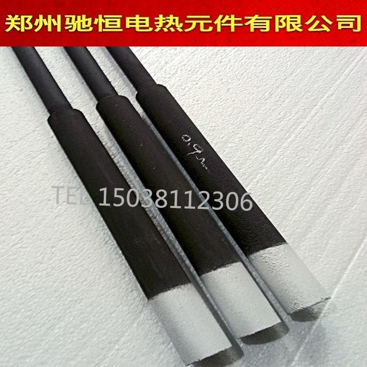 硅碳棒工厂热销粗端型硅碳棒 马弗炉高温炉碳化硅加热管DB型电热元件 大头硅碳棒