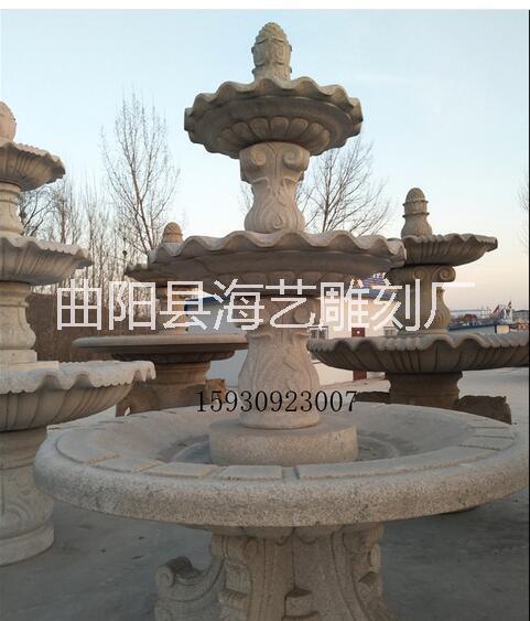 石雕喷泉定制 石雕喷泉价格 石雕喷泉厂家加工 石雕喷泉哪家好