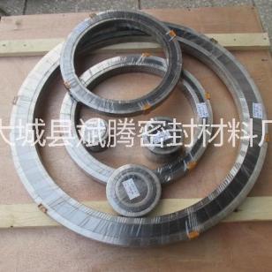 金属缠绕垫片四氟金属缠绕垫厂家图片