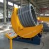 上海自动90度卷材翻转机生产厂家图片