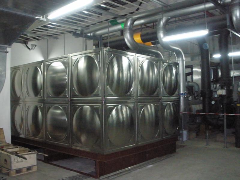 组合式不锈钢水箱 方形不锈钢水箱
