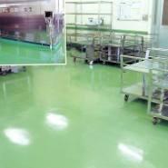 扬州环氧树脂地坪图片