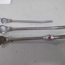 厂家直销吸管勺子 管勺子批发