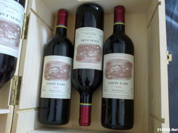 进口红酒图片/进口红酒样板图 (3)
