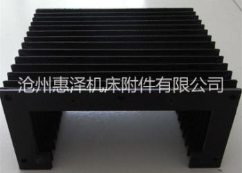 风琴式防护罩图片