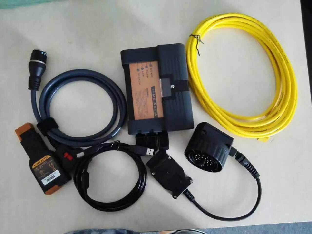 宝马ICOM A3原厂诊断电脑宝马ISTA/P编程检测仪