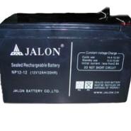JALON捷隆蓄电池图片