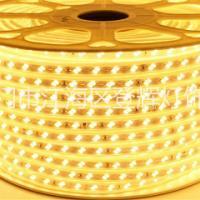 厂家爆款热销2835双排156高压灯带LED灯条珠高压超亮纯铜导线灯带