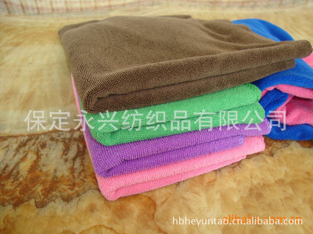 干发毛巾 擦车巾图片/干发毛巾 擦车巾样板图 (1)
