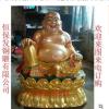 铜弥勒佛像图片