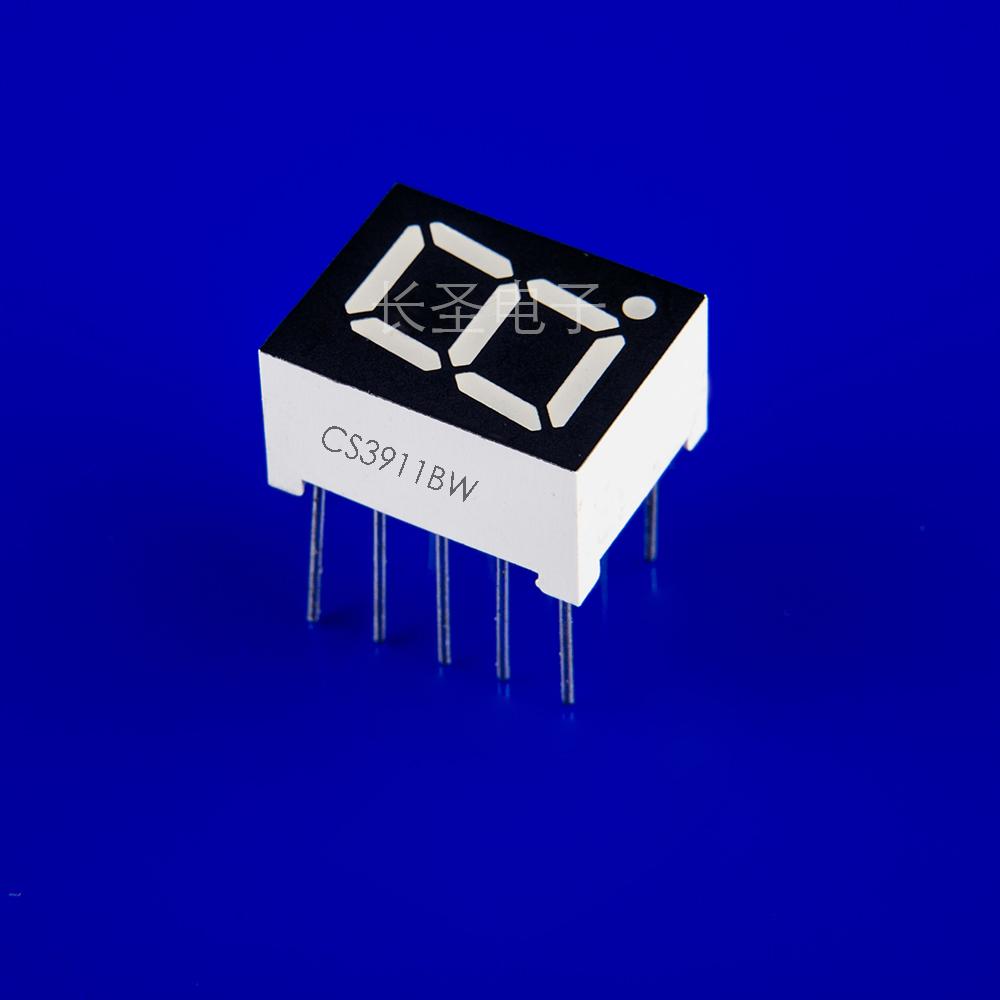 5011数码管0.5英寸 SMD数码管 一位数码管 单八红色 SMD数码管 点阵模块 发光管 平面管