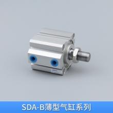 薄型气缸系列双轴复动外牙型气动气缸 SDA气缸—奔达气动厂家直销批发