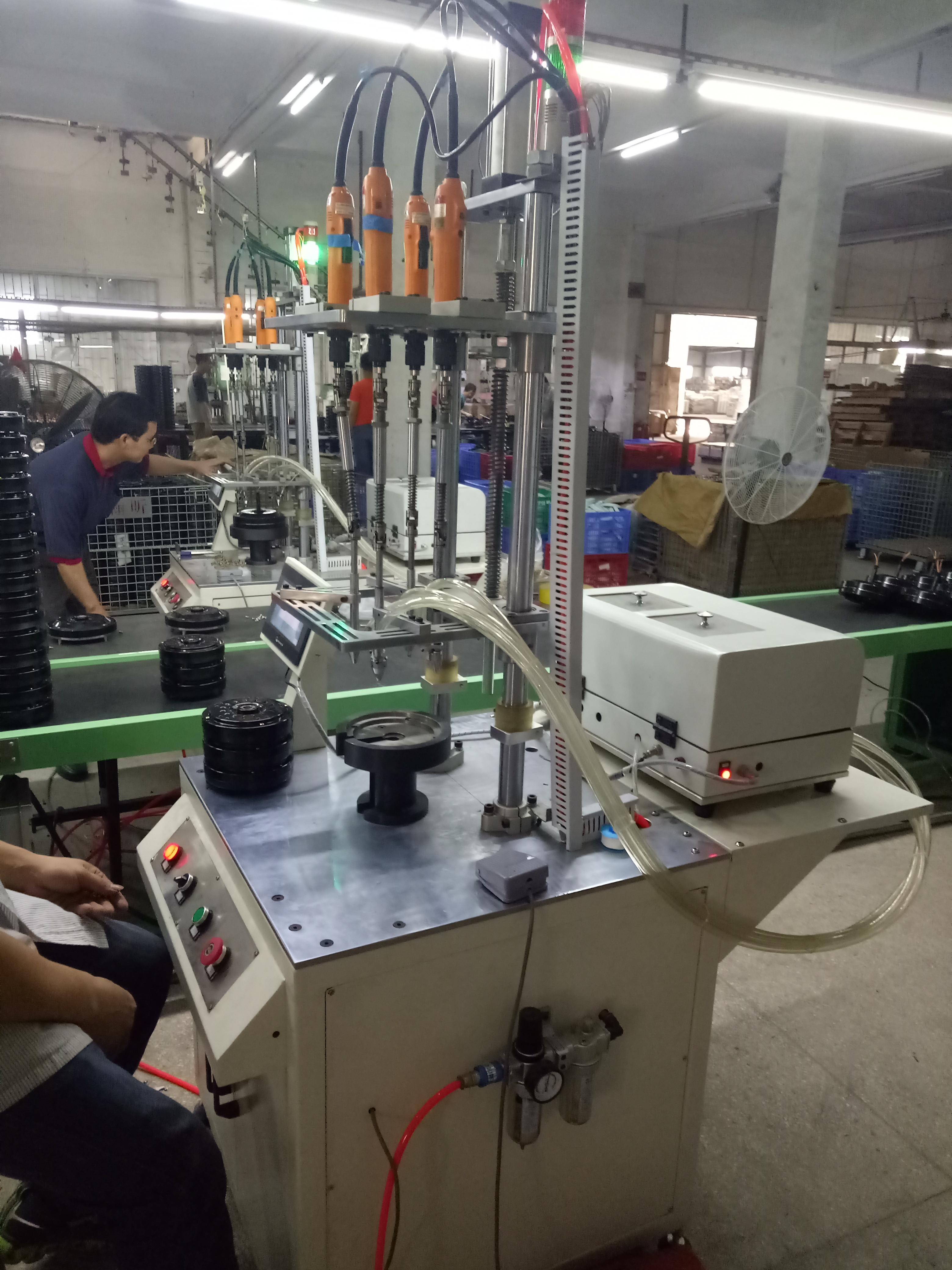 广东自动锁螺丝机厂家直销 自动锁螺丝机报价 自动锁螺丝机批发