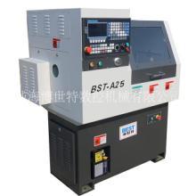 BST-A25经济型排刀式精密数控车床厂家直销 数控车床平床身排刀机批发