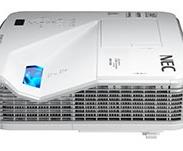 NEC U321H+全高清超短焦图片