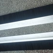 尼龙丝挡尘除尘砖机毛刷条@密封防水PP塑料条刷|生产各种异形条刷批发