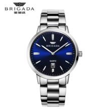 艾尔时皮带手表DW运动手表 男高档防水钢带商务石英表代工BJD-3009G