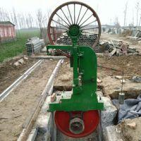 木工带锯机电动跑车厂家直销立式木工带锯机