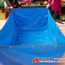 鱼塘防渗帆布-PVC夹网布- 佛山帆布批发