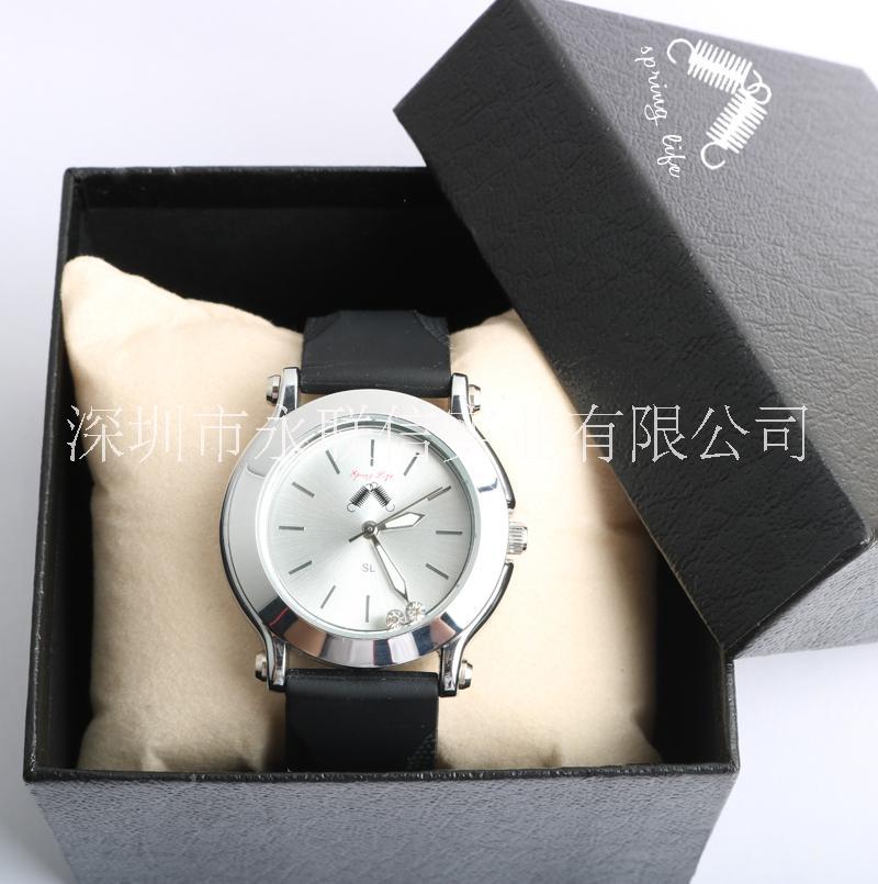 弹簧手表商务手表经典男表