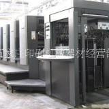 海德堡八色胶印机 进口印刷机