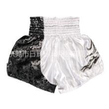 SUNRISE新款拳击短裤泰拳裤搏击散打比赛训练短裤男女批发