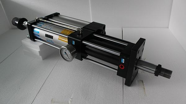 MPTD全程可调型气液增压缸产品特点