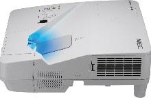 NEC UM301X+会议室使用商务教育短焦互动投影机图片